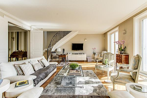 Luxury vacation rentals in Paris near to the historic city centre