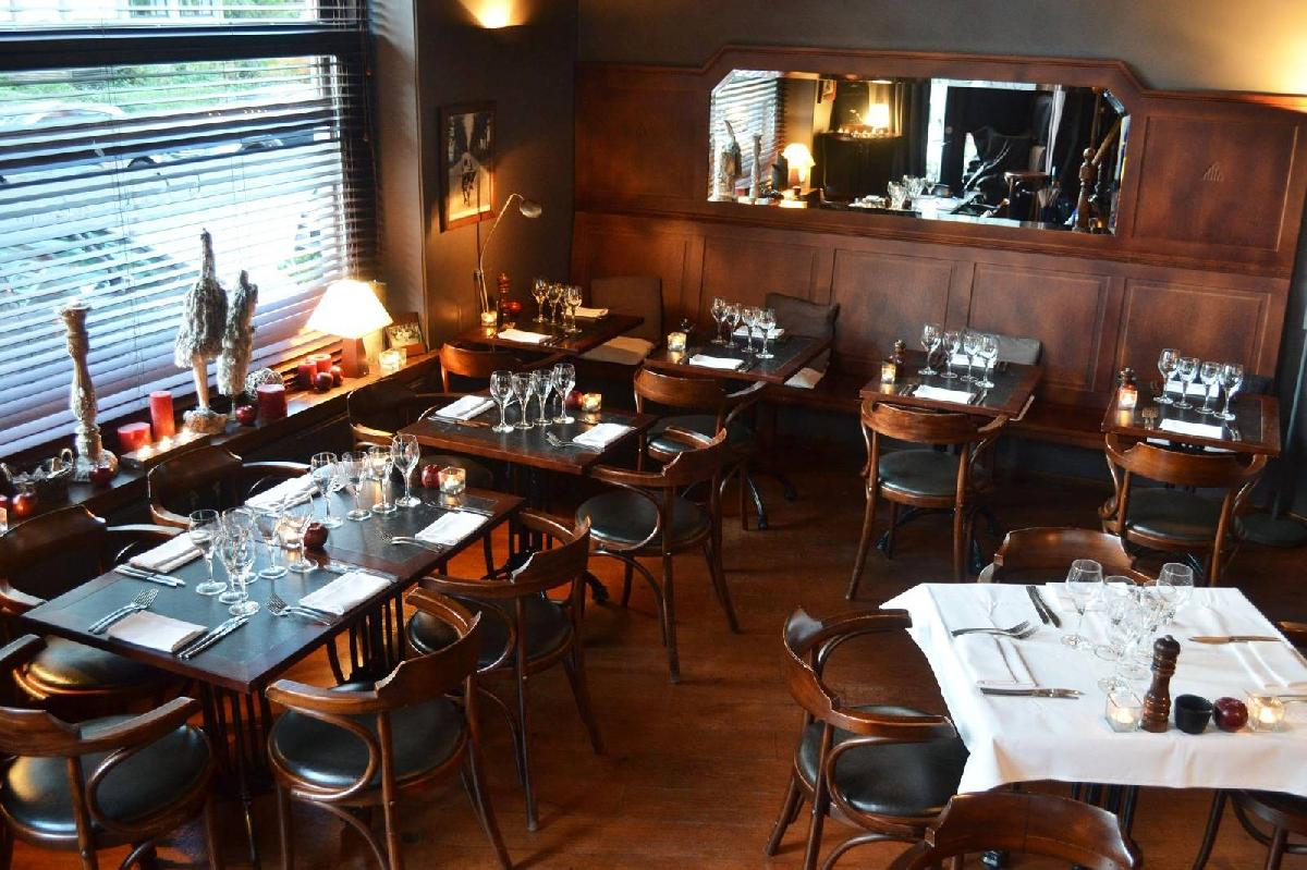 8 romantic restaurants in Brussels to cozy up in this winter