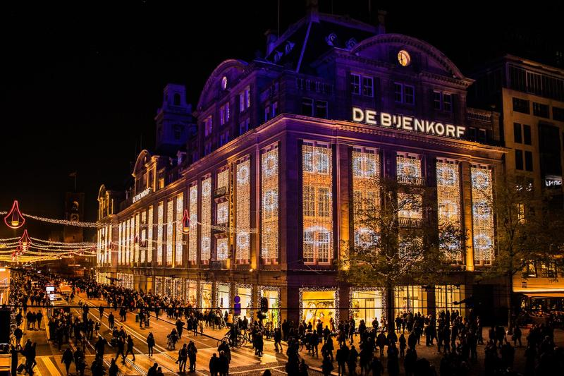 The best shopping areas in Amsterdam to do your Christmas shopping