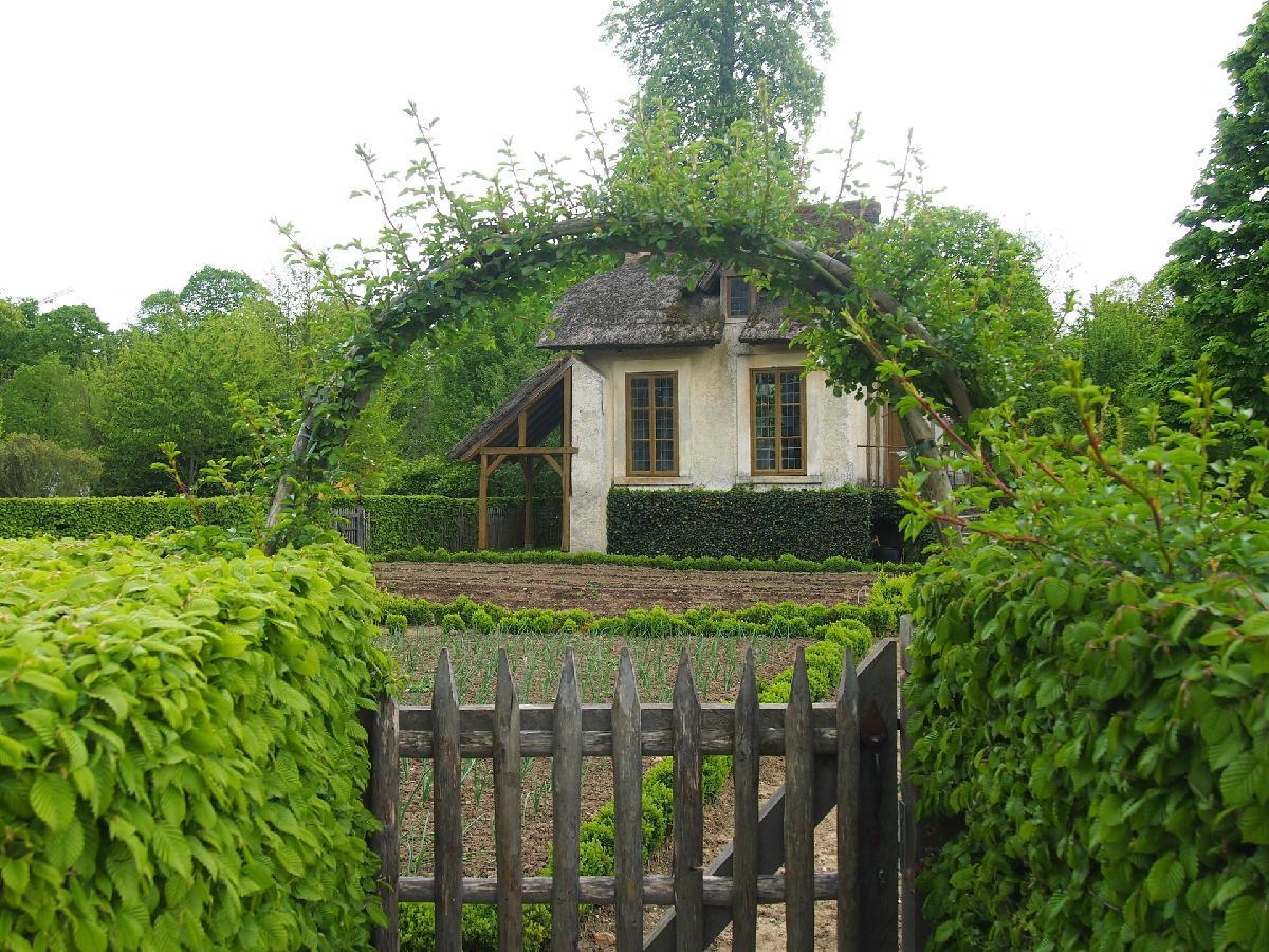 Secret Gardens to Visit in Paris