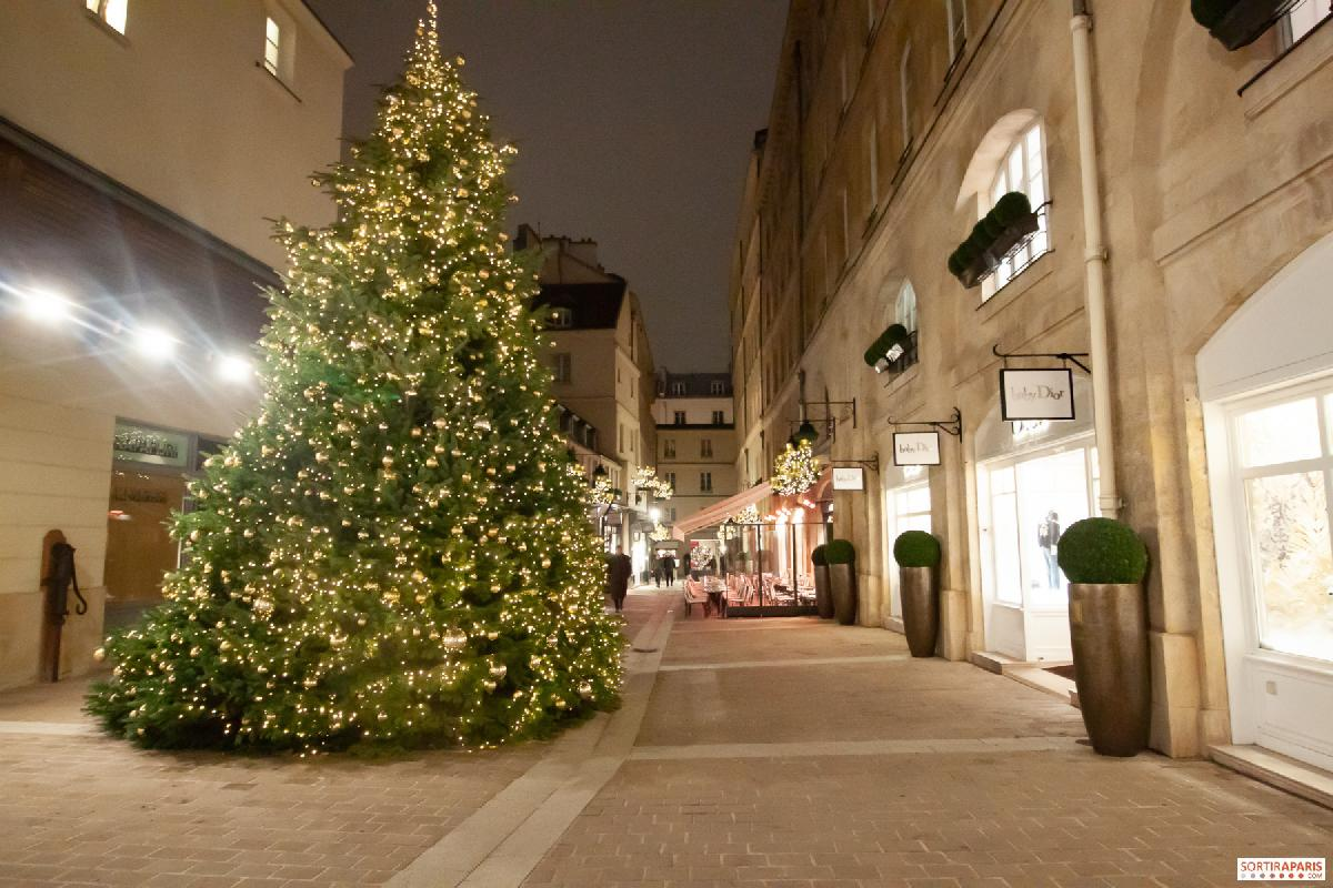 All of the best Christmas lights to see in Paris