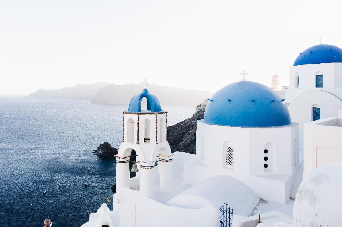 10th Day of Christmas Holiday Gift Guide: All Luxury Santorini