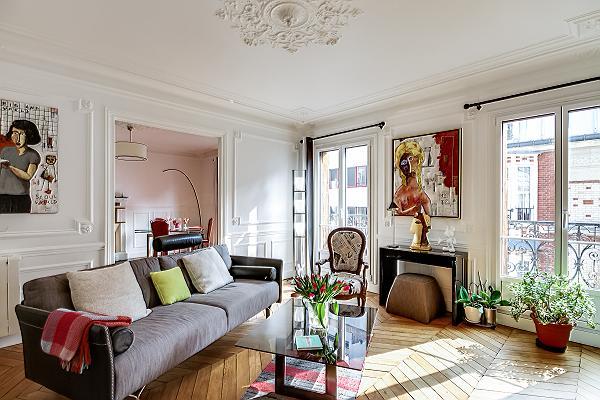 Luxury Apartments in Paris for Interior Design Lovers