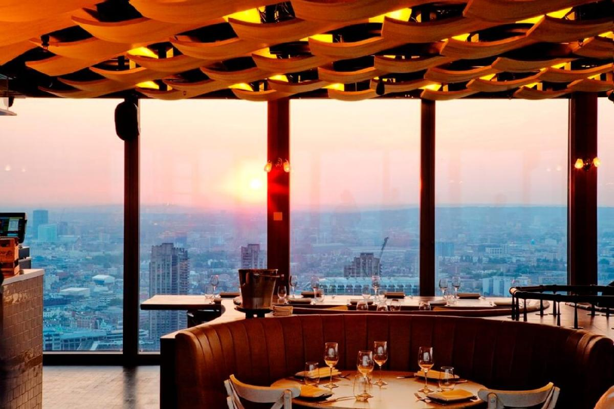 6 of The Most Romantic Restaurants in London