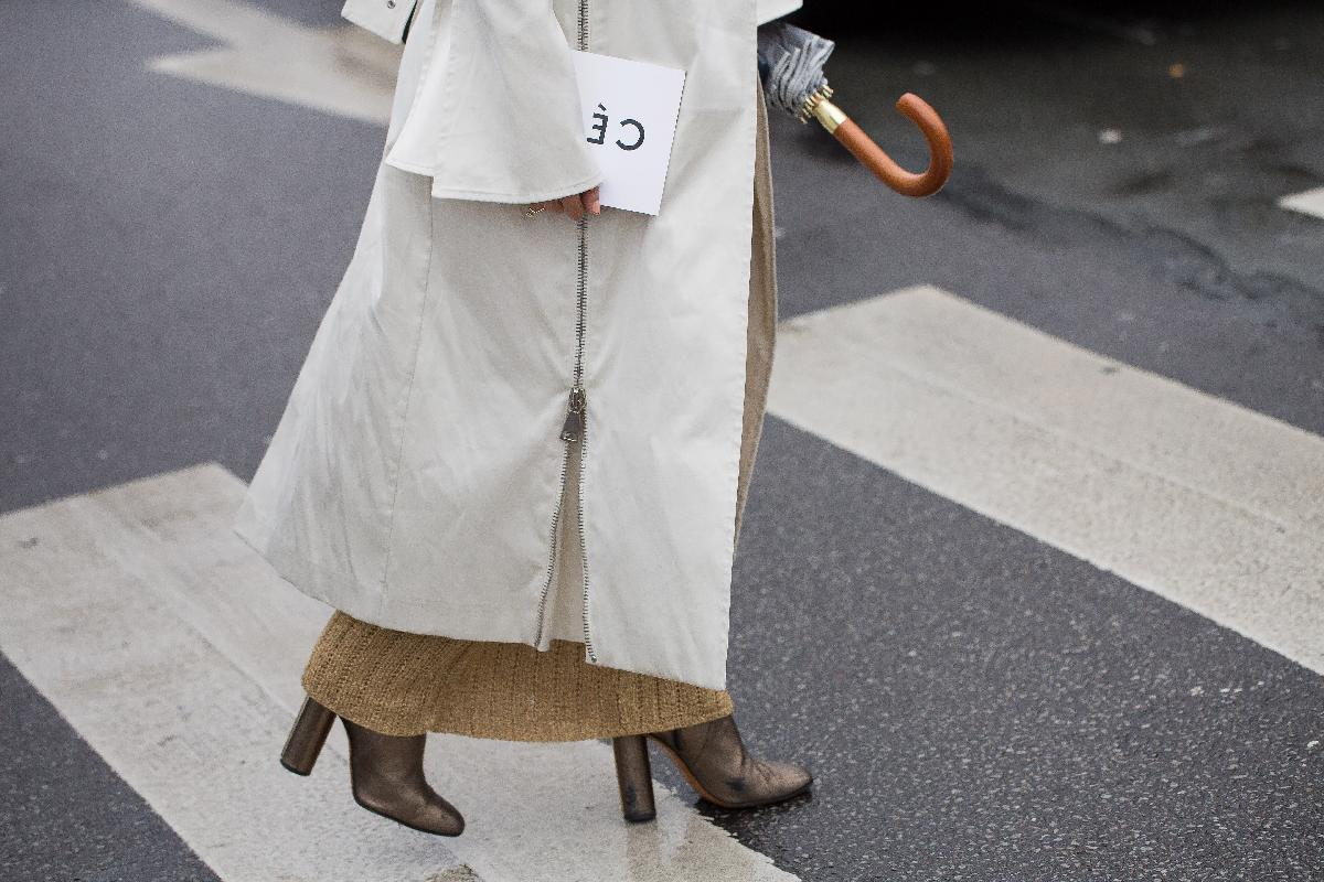 how to dress like a Parisian in spring