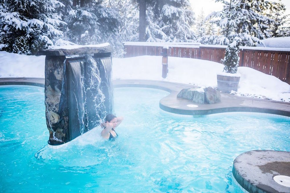 8 Hot Springs To Warm Up in Near Whistler, BC