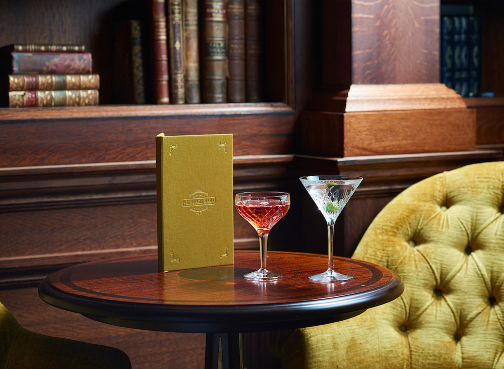 10 Library Bars in London You Should Sneak Into