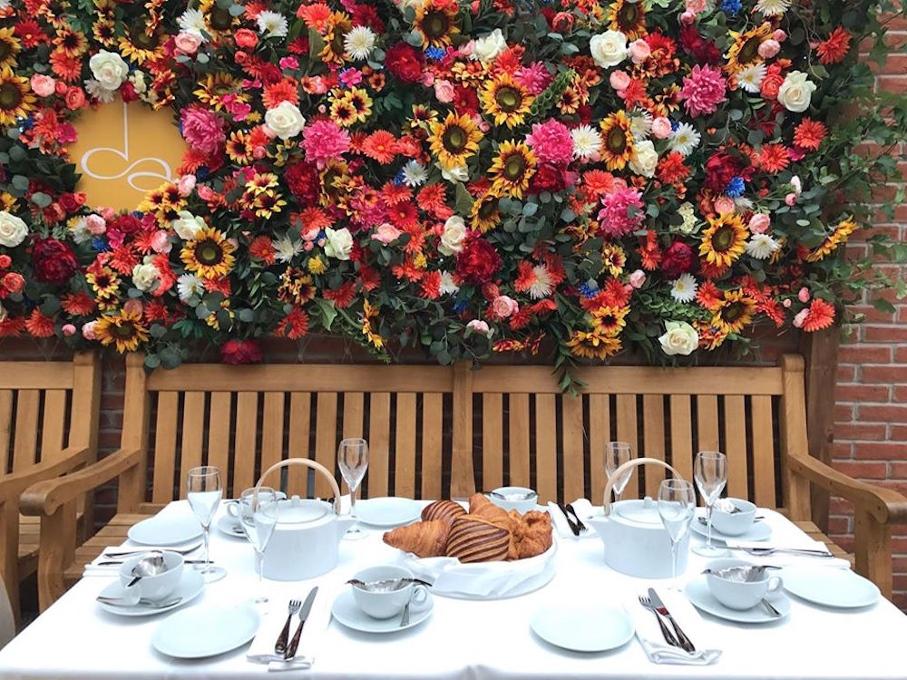 Time For Tea: 9 London Spots To Have Afternoon Tea In