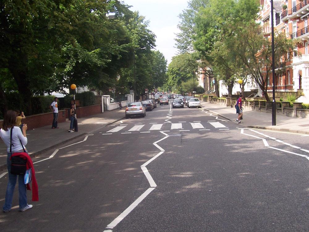 9 Spots Every Beatles Fan Should Go To in London