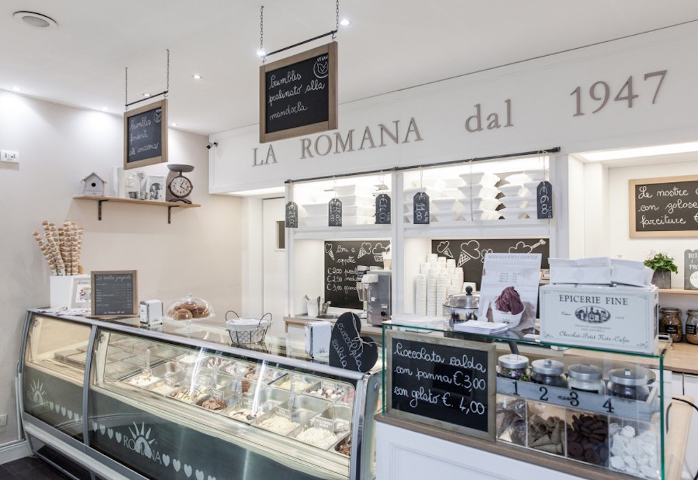 The Best Gelato Places in Rome