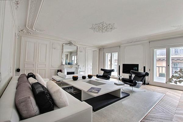 Luxury Apartments in Paris Near The Louvre