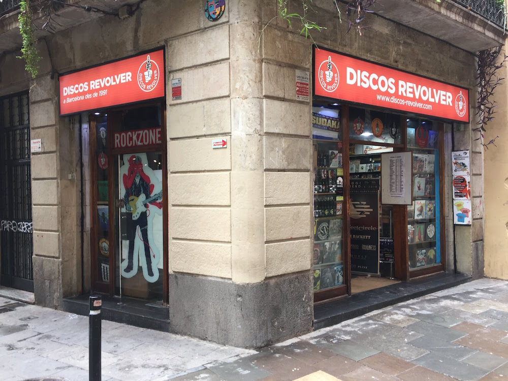 Classic Sounds: Best Record Stores in Barcelona