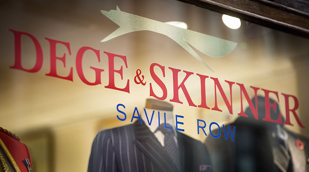 Suit Up: The Best Tailors in London
