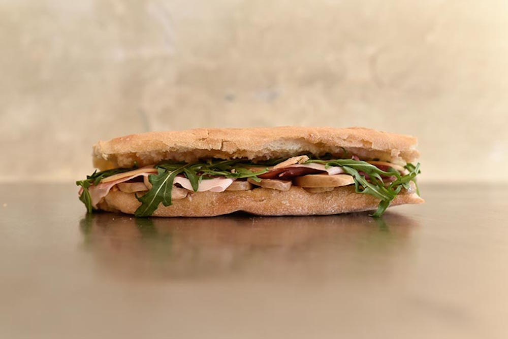 Best Panini Places in Rome