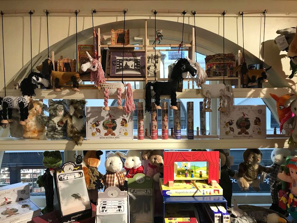 Tinker Toys: Shops in London That Still Sell Classic Toys
