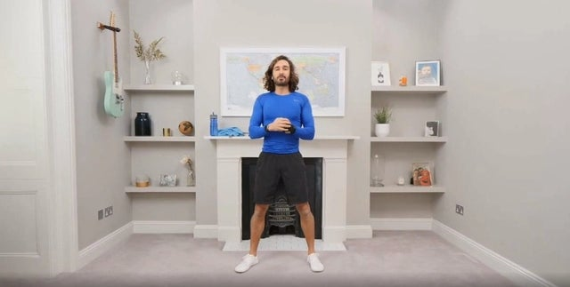 Fighting fit: At-home exercises to fight cabin fever and boost your immune system