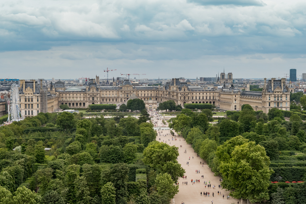 How to Make Your Backyard Look Like the Tuileries Garden in Paris