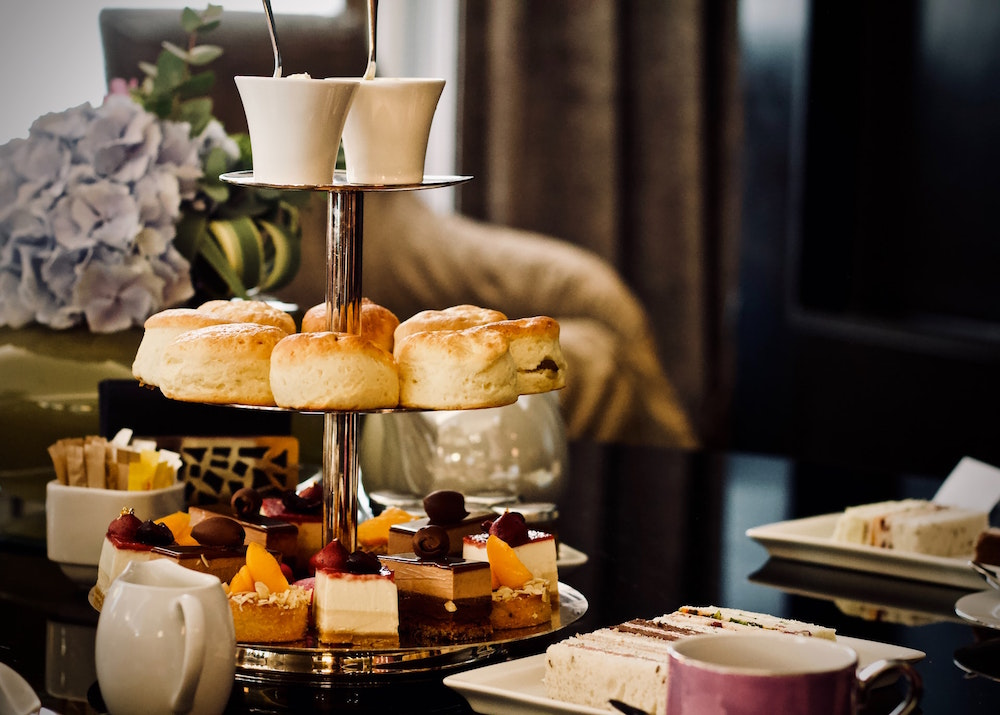 The Perfect British Pastries to Go with Afternoon Tea