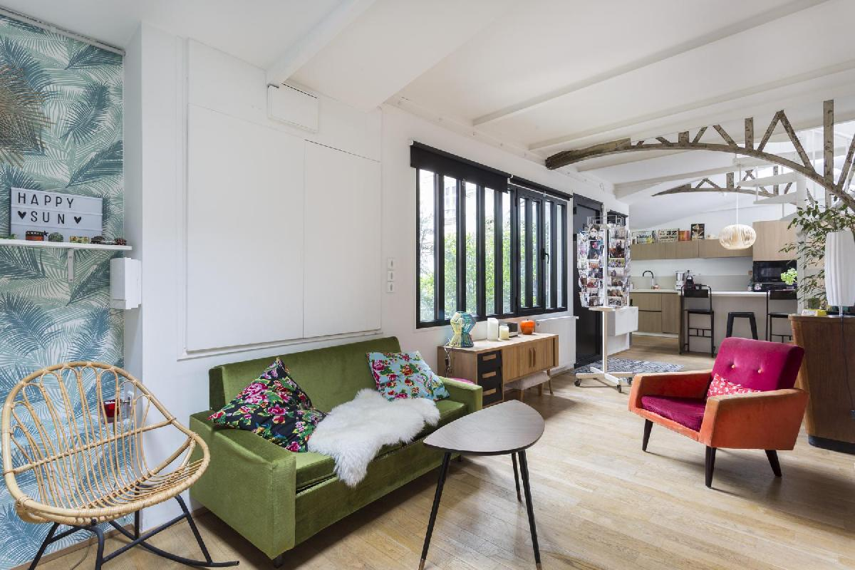 Long term rentals for an extended stay in Paris