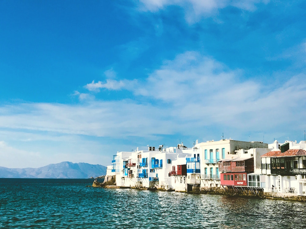 Ultimate Mykonos Guide by Neighborhood