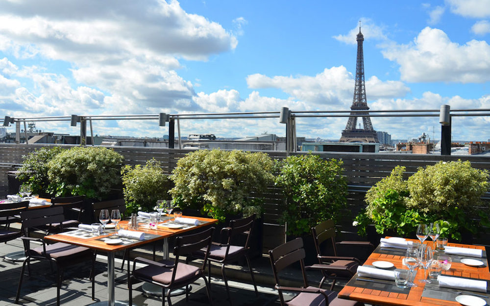 The Best Places for a Business Lunch in Paris