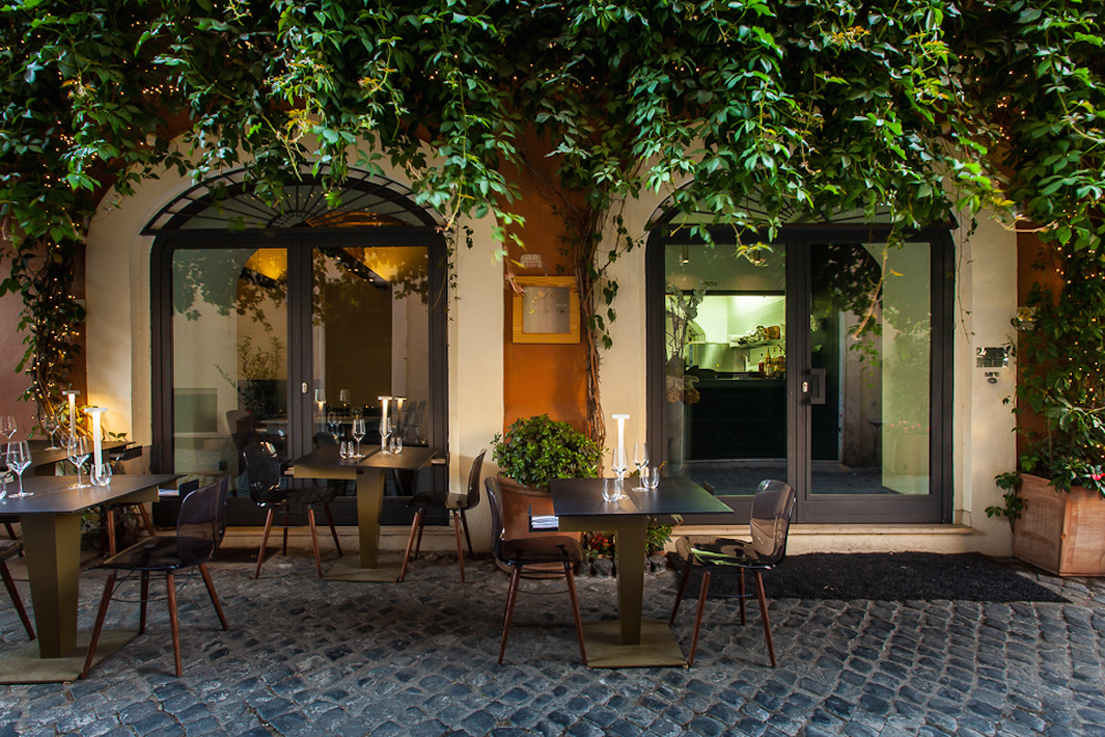 Top Picks for a Business Lunch in Rome