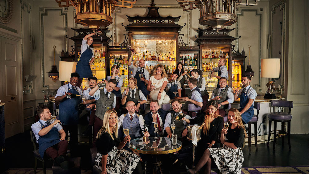 Where To Take Out Your Business Clients for Cocktails in London