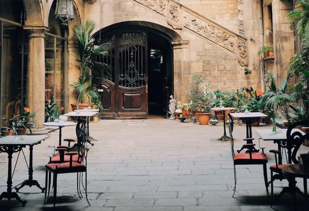 Where to Do Business Brunch in Barcelona
