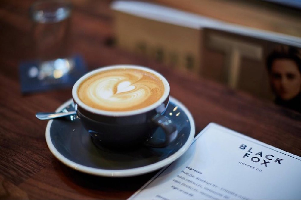 Five Must-Visit Cool Cafes Near Wall Street