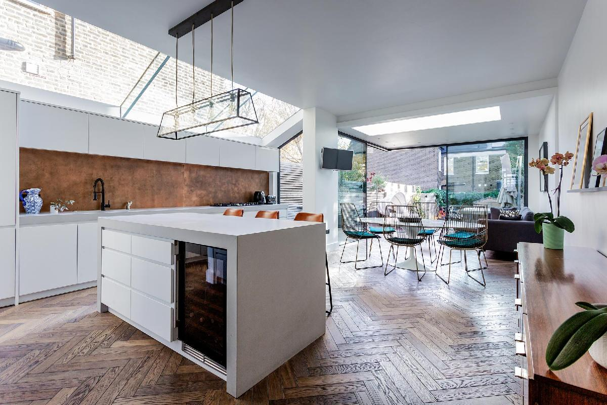 Long term rentals in London with beautiful kitchens