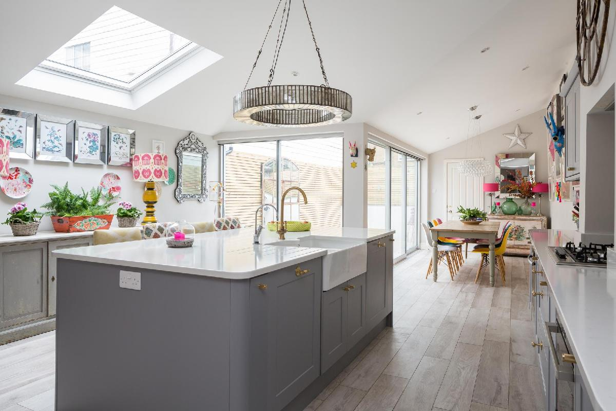 Room for everyone: The best family homes in London
