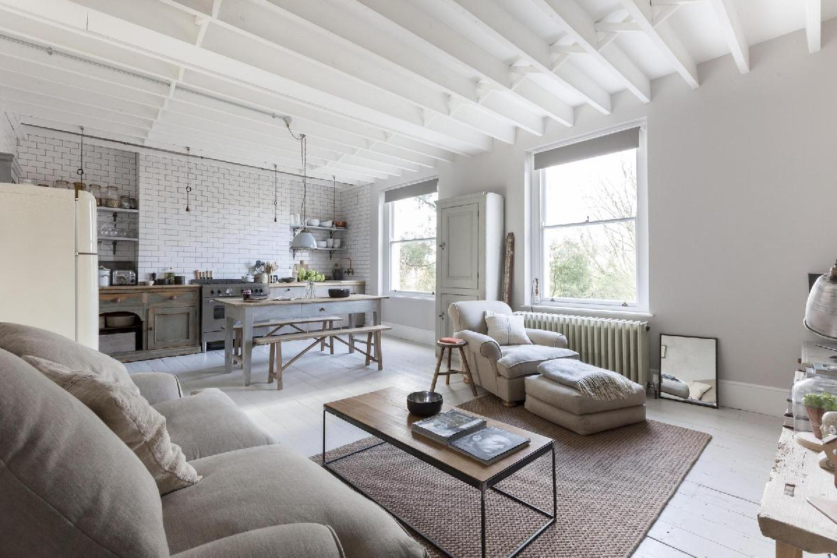 Apartment Rentals in London with The Most Stylish Living Spaces
