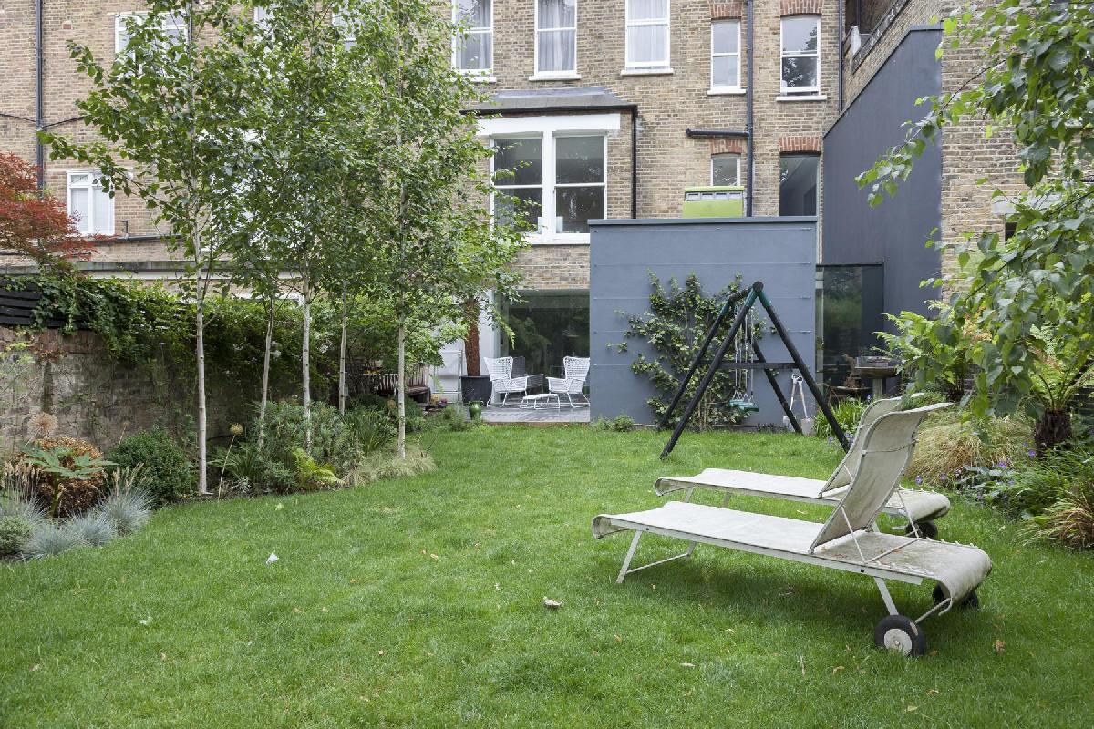 Breath of Fresh Air: 10 London Houses with Gardens