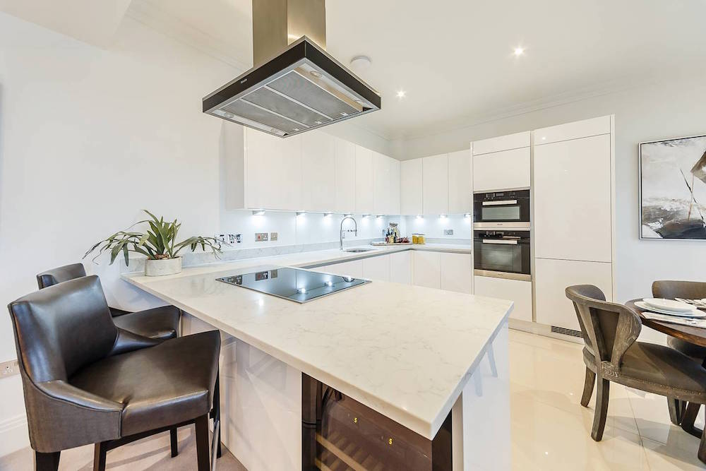 Luxurious London Apartment Rentals with First-Class Kitchens