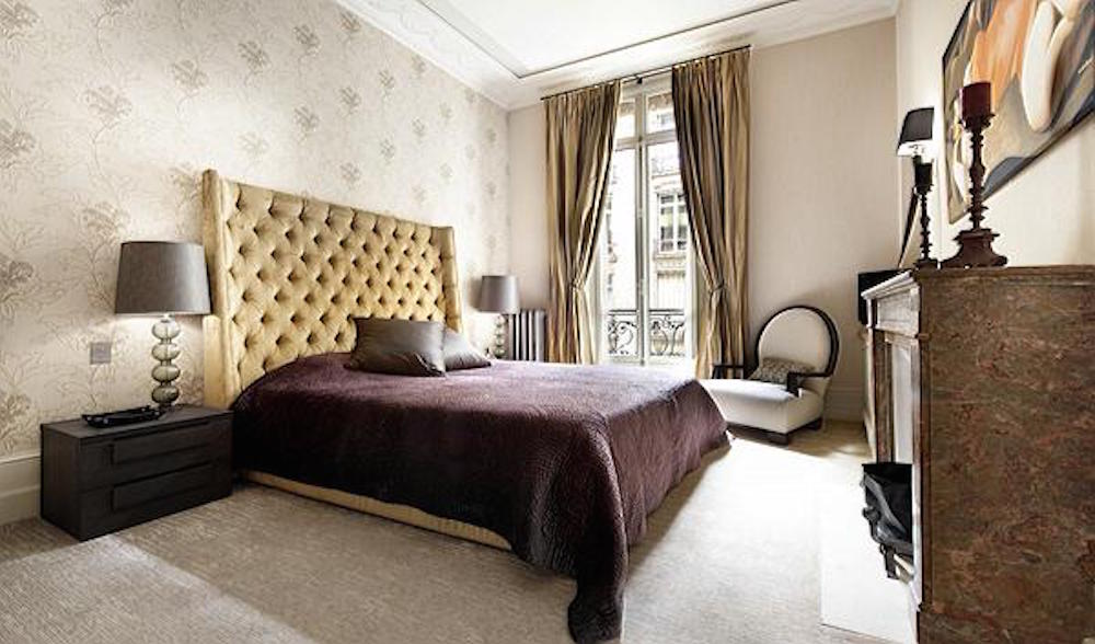 The Best Bedrooms You'll Find in Paris Apartment Rentals