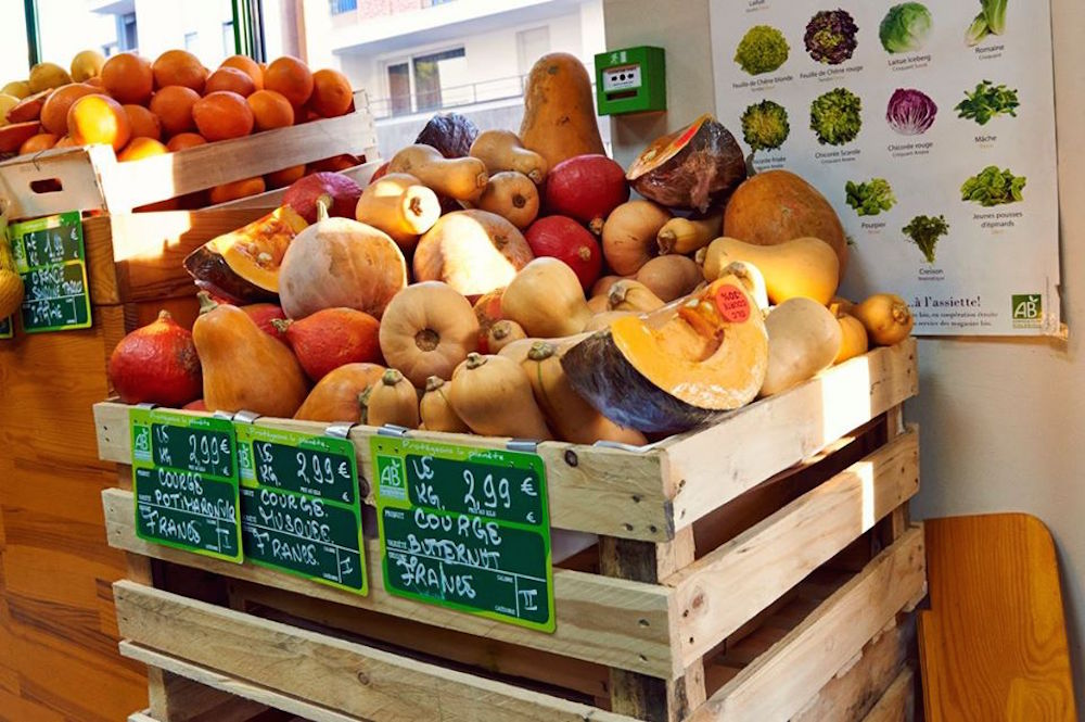 Top Organic Supermarkets and Stores in Paris