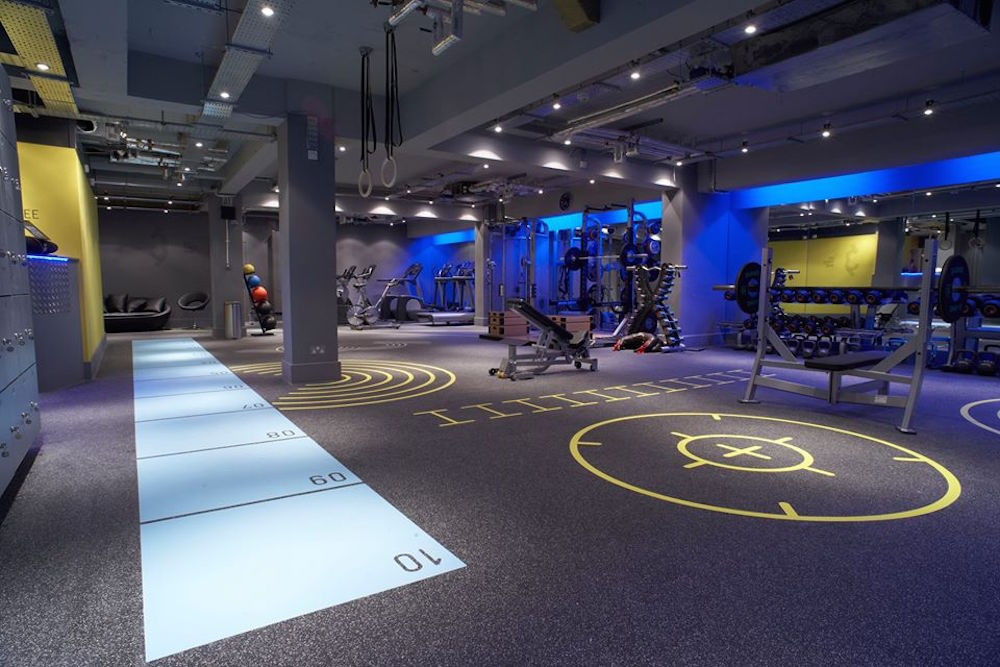 The Best Gyms/Training Centers in London