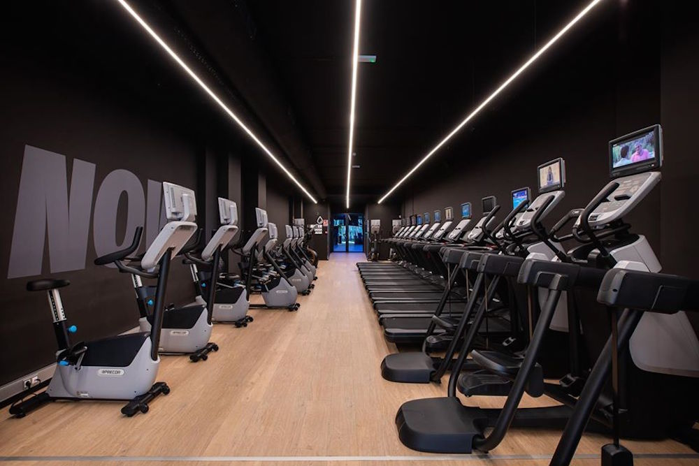 Barcelona's Top Gyms/Training Centers