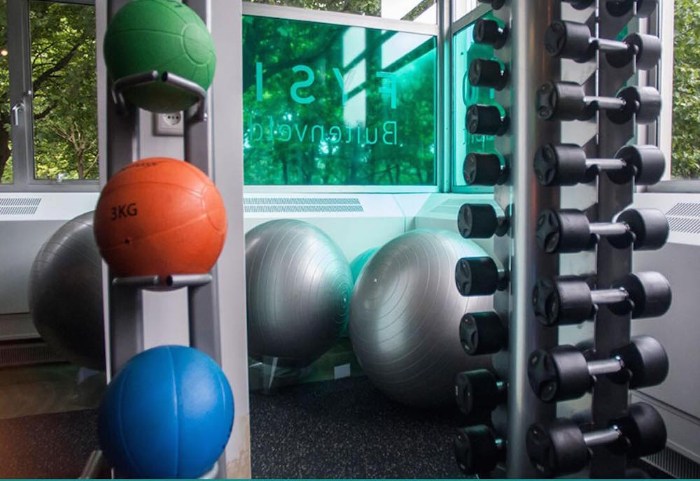 The Top Gyms/Training Centers in Amsterdam