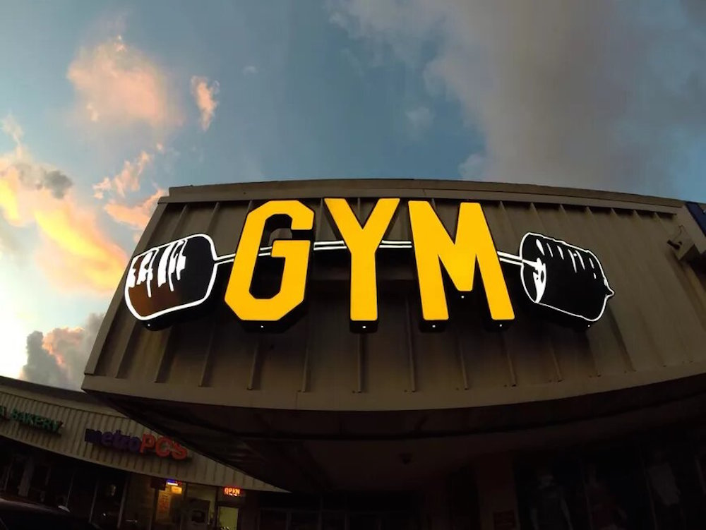 Miami's Best Gyms/Training Centers
