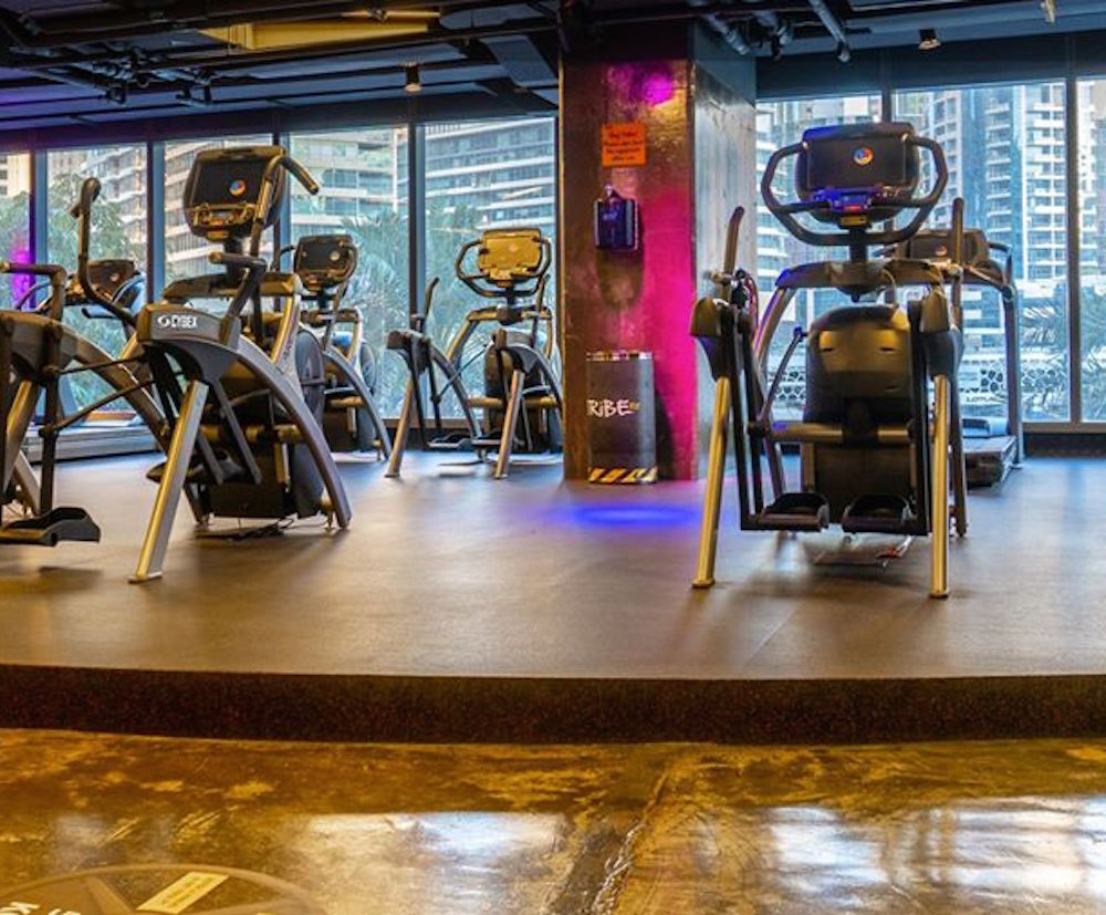 The Finest Gyms/Fitness Centers in Dubai