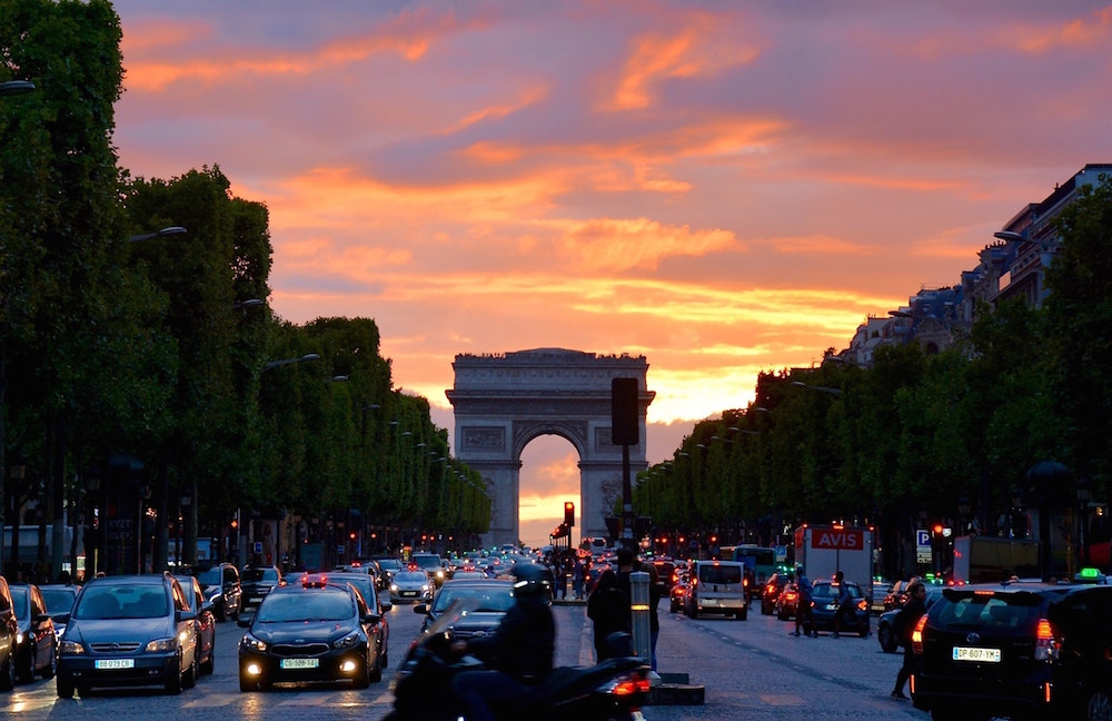 What You Need to Know About Driving in Paris and France
