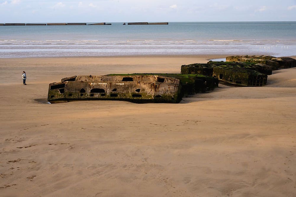 The Best Places to Visit and Explore at D-Day Beaches