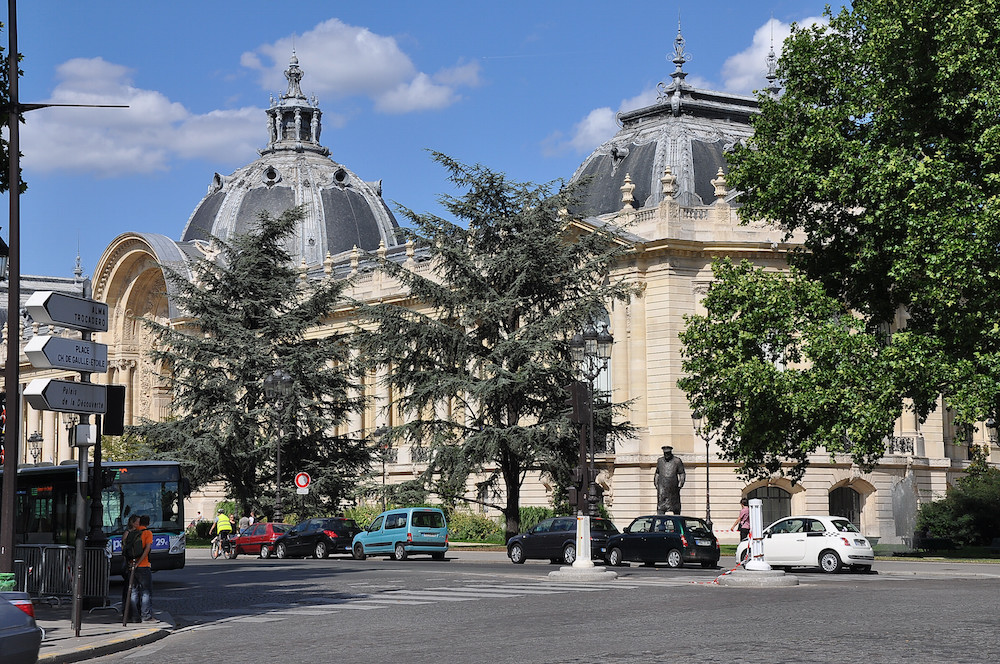 Perfectly Good Reasons to Live in Paris' 8th Arrondissement