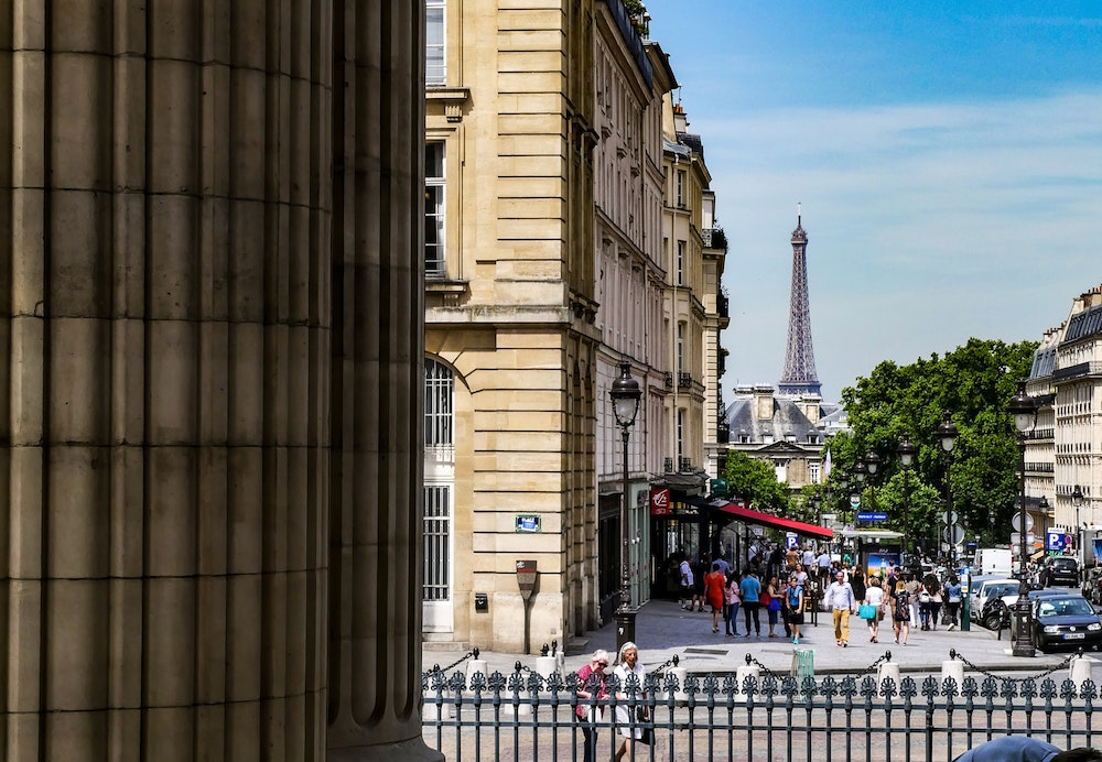 The Living Costs in Paris
