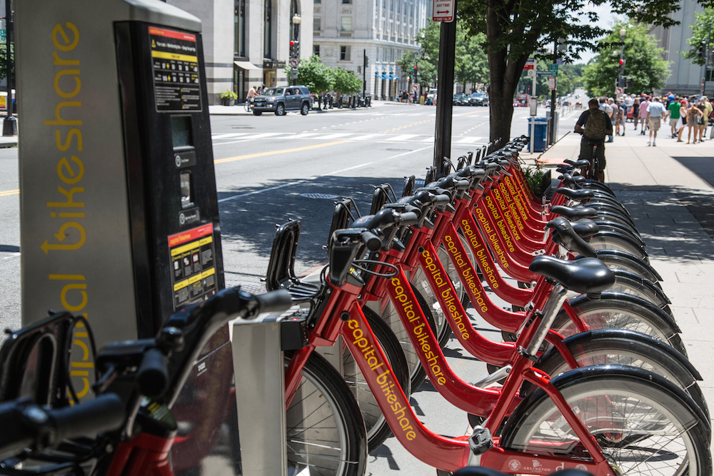 What to Expect in the Public Transport in Washington D.C.