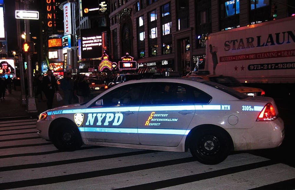 The Crime Rate in New York