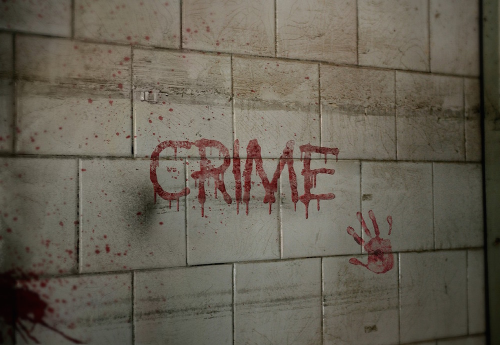 The Crime Rate in Milan