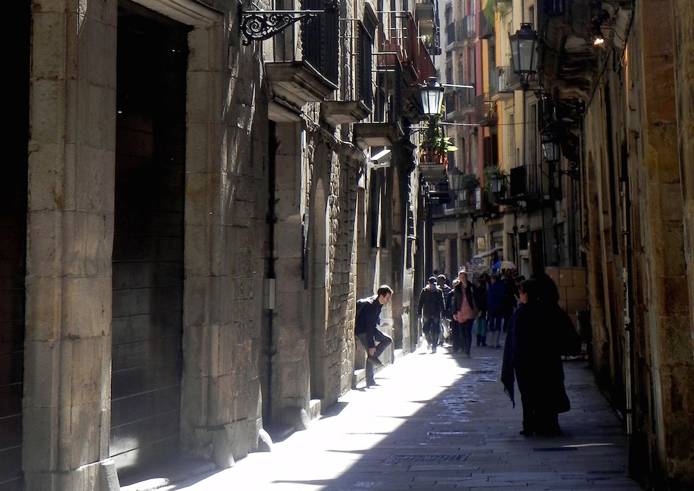 What Crime Rates are in Barcelona