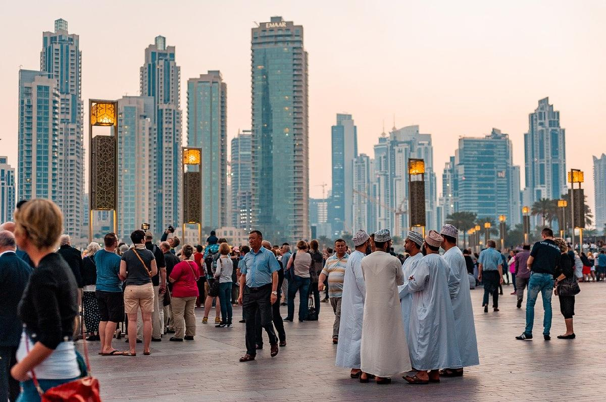 What To Do in A Day in Dubai